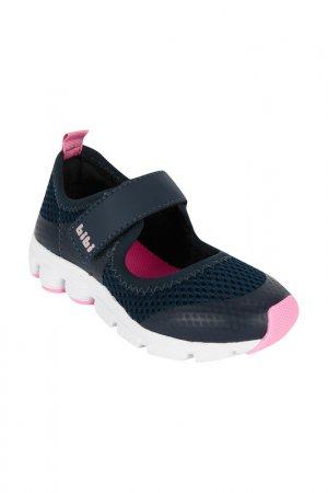 Обувь спортивная Bibi. Цвет: голубой
