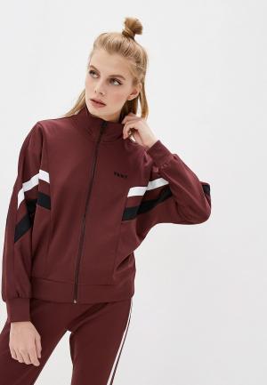 Олимпийка DKNY. Цвет: коричневый