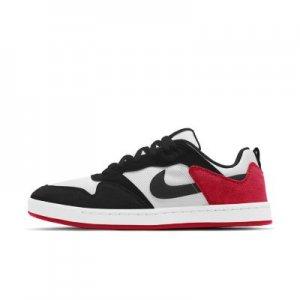 Обувь для скейтбординга SB Alleyoop - Белый Nike