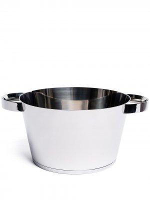 Кастрюля S-Pot Sambonet. Цвет: серебристый