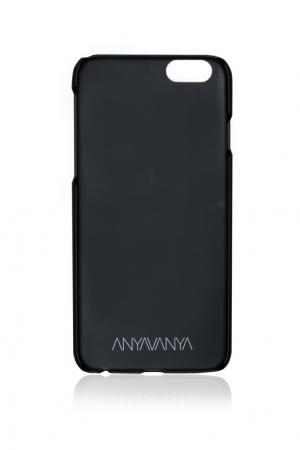 Чехол для iPhone 6 ANYAVANYA. Цвет: черный