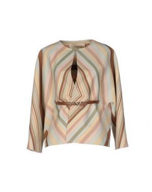 Пиджак VALENTINO. Цвет: светло-зеленый