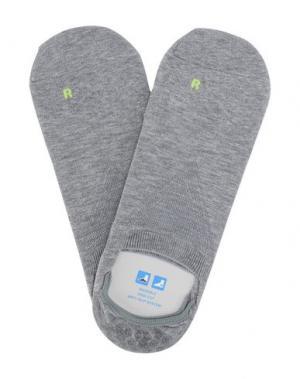 Носки и колготки FALKE. Цвет: серый