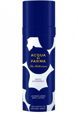 Лосьон для тела Mirto di Panarea Acqua Parma. Цвет: бесцветный