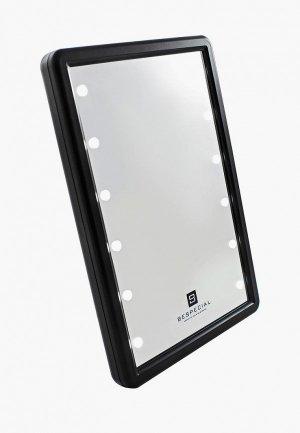 Зеркало Bespecial настольное с подсветкой