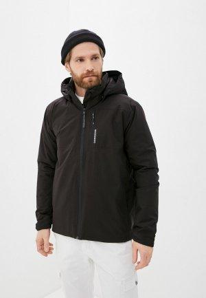 Куртка утепленная Didriksons MARTIN. Цвет: черный