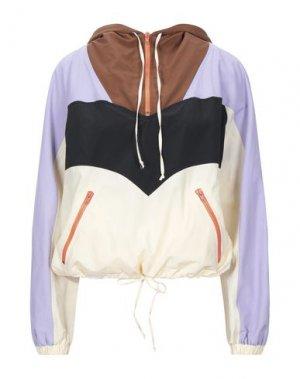 Куртка SUOLI. Цвет: слоновая кость