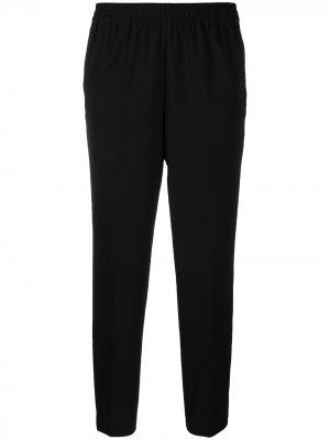 Укороченные брюки Anglet By Malene Birger. Цвет: черный