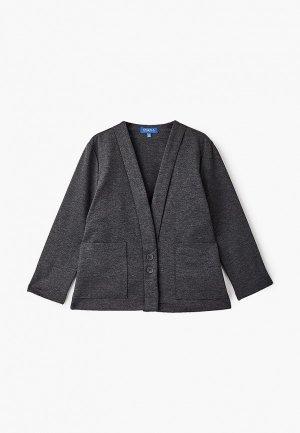 Пиджак Smena. Цвет: серый