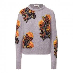 Пуловер Chloé. Цвет: серый