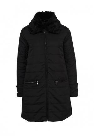 Куртка утепленная - эксклюзивно для Lamoda Camelot. Цвет: черный