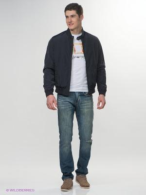 Куртка Claudio Campione. Цвет: темно-синий