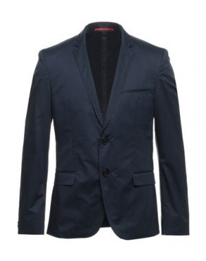 Пиджак HUGO BOSS. Цвет: темно-синий
