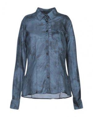 Pубашка COAST WEBER & AHAUS. Цвет: цвет морской волны