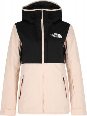 Куртка утепленная женская Superlu, размер 42-44 The North Face. Цвет: черный