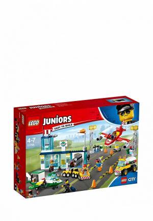 Конструктор Juniors LEGO Городской аэропорт 10764. Цвет: разноцветный