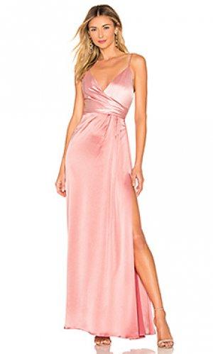 Вечернее платье JILL STUART. Цвет: rose