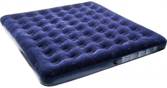 Матрас надувной King Air Bed Outventure. Цвет: синий