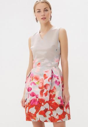 Платье Lolita Shonidi. Цвет: бежевый