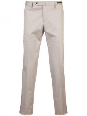 Облегающие брюки-чинос Pt01