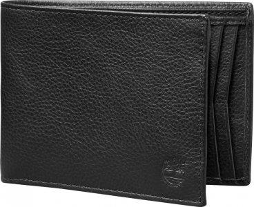 Кошельки Large Man Wallet Bifold Timberland. Цвет: черный