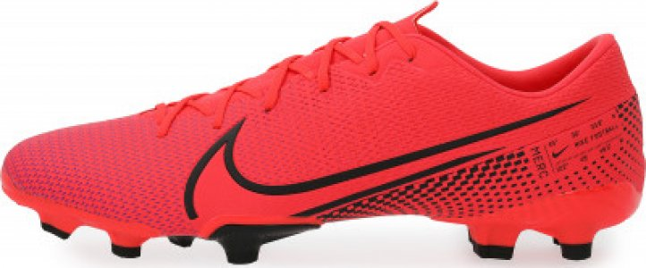 Бутсы мужские Mercurial Vapor 13 Academy Cleat, размер 44 Nike. Цвет: красный
