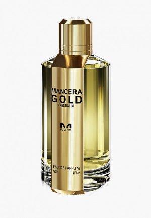 Парфюмерная вода Mancera Gold Prestigium 120 мл. Цвет: прозрачный