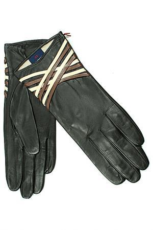 Перчатки Dali Exclusive. Цвет: коричневый, молочный