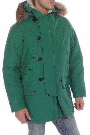 Куртка SPIEWAK X FOTT. Цвет: зеленый