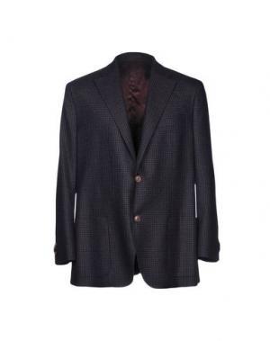 Пиджак NINO DANIELI. Цвет: баклажанный