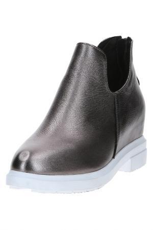 Ботинки Berkonty. Цвет: бронзовый