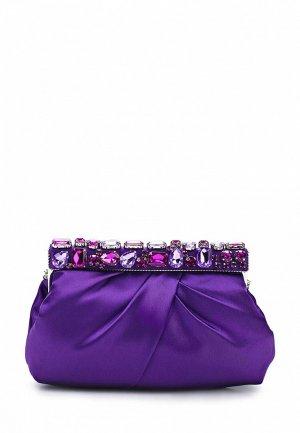 Клатч Drap DR001BWJW968. Цвет: фиолетовый