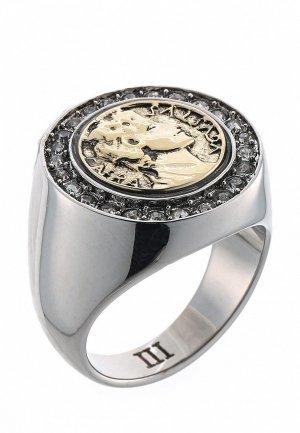 Перстень Dyrberg Kern. Цвет: разноцветный