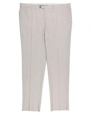 Повседневные брюки CANALI. Цвет: бежевый