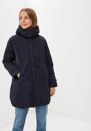 Куртка утепленная Bulmer. Цвет: синий