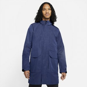 Мужская парка без подкладки Sportswear Premium Essentials - Синий Nike