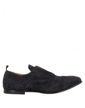 Обувь на шнурках DINO BIGIONI. Цвет: стальной серый