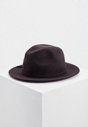 Шляпа Falconeri. Цвет: коричневый