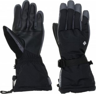Перчатки мужские Whirlibird™, размер 8 Columbia. Цвет: черный