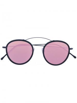 Солнцезащитные очки Metro 2 Spektre. Цвет: чёрный