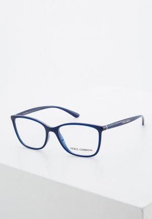 Оправа Dolce&Gabbana DG5026 3094. Цвет: синий