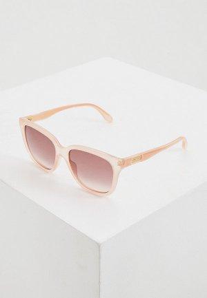Очки солнцезащитные Gucci GG0790S. Цвет: бежевый