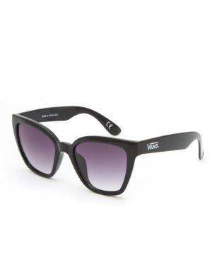 Солнцезащитные очки Hip Cat VANS. Цвет: черный