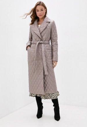 Куртка утепленная Avalon. Цвет: бежевый