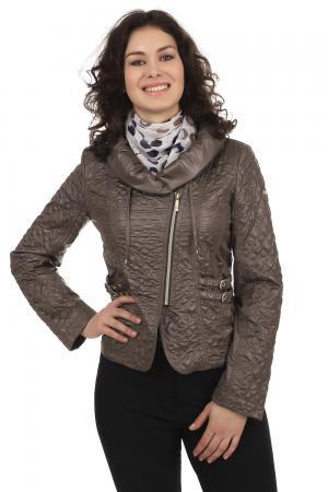 Куртка Just Valeri. Цвет: коричневый