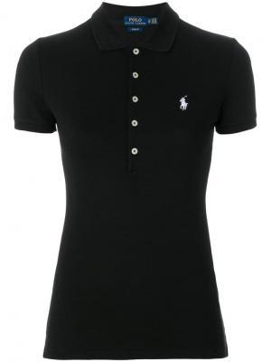 Stretch polo shirt Ralph Lauren. Цвет: черный