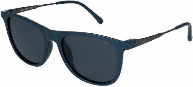 Солнцезащитные очки Invu. Цвет: синий