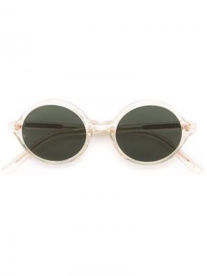 Солнцезащитные очки Doc Han Kjøbenhavn. Цвет: нейтральные цвета
