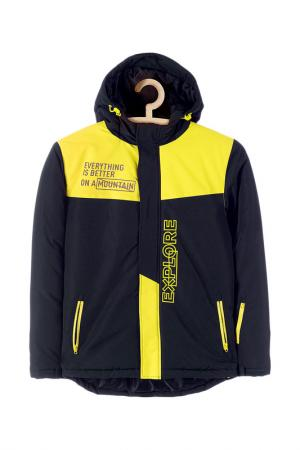 Куртка лыжная для мальчиков 5.10.15.. Цвет: синий