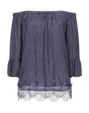 Блузка SISTE' S. Цвет: фиолетовый